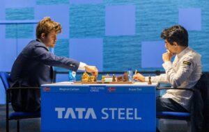 Carlsen og Tari spilte remis i tredje runde