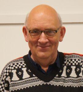 Medforfatter og utgiver Øystein Brekke