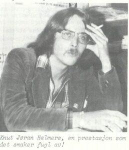 Knut J. Helmers i 1982