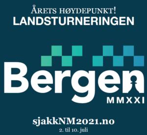 Landsturneringen 2021 i Bergen
