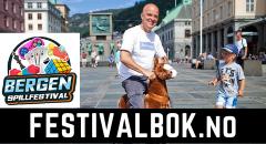 Kom og lek! 25 år med spillkongen Jan Arild Breistein