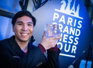 Wesly So vant i Paris