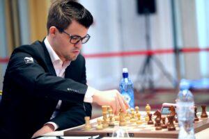 Carlsen spilte sist World Cup i 2017