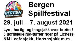 Bergen Spillfestival 2021