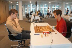 Kaasen leder Eliteklassen alene etter seier mot Notkevich i fjerde runde