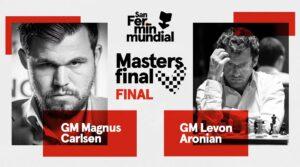 Carlsen og Aronian var finalistene