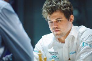Carlsen spilte remis i første parti