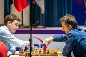 Duda vant omspillet mot Grischuk