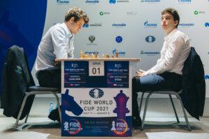 Carlsen og Duda spilte remis