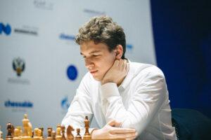Duda vant omspillet mot Carlsen