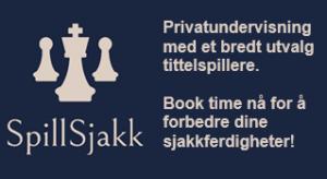 SpillSjakk - privatundervisning med tittelspillere