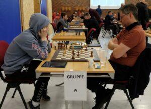 Vestby-Ellingsen og Søraas tok de to første plassene i A-gruppen