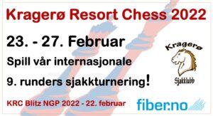 Kragerø Resort Chess 2022