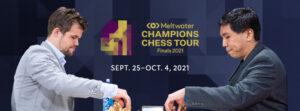 Carlsen og So er store favoritter til sammenlagtseier