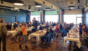 Spillelokalet i Nordisk mesterskap for ungdom