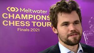Men Carlsen vant Champions Chess Tour sammenlagt
