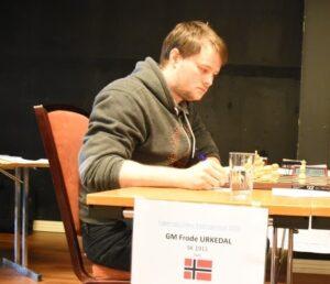 Frode Urkedal vant fjorårets turnering på Fagernes