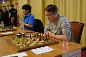 Jung Min Seo og Urkedal er i delt ledelse etter 4 runder