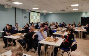 Fra Advokatfirmaet FINN Rapid Chess 2021